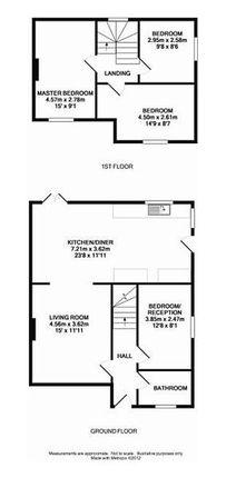 Floorplan of Bowly Road, Cirencester GL7