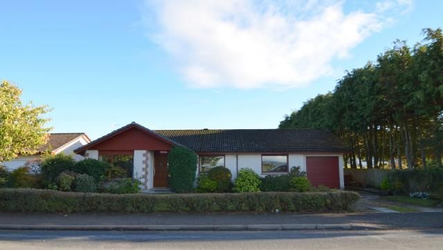 Thumbnail Bungalow for sale in Achilty Lochloy Road, Nairn