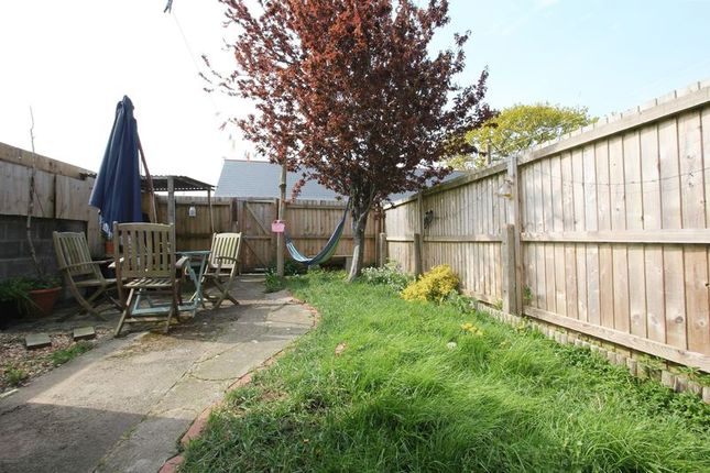 Rear Garden of Ceiriog Close, Barry CF63
