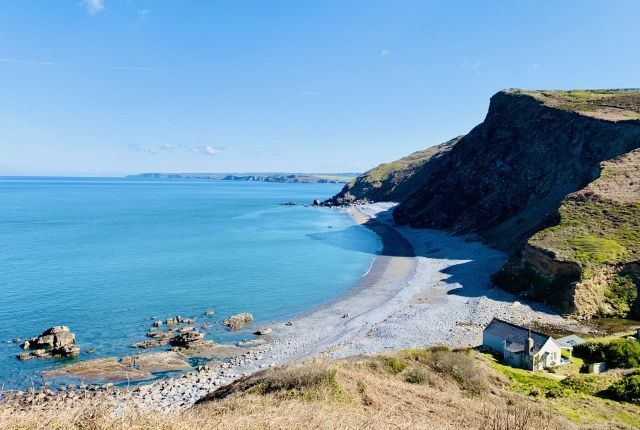 Thumbnail Property for sale in Millook, Poundstock, Bude