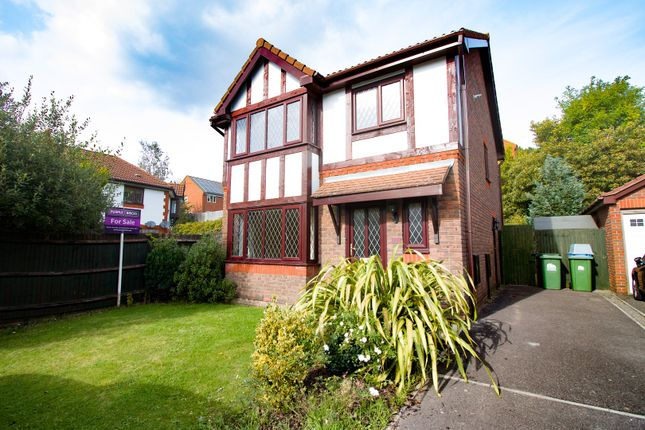 Thumbnail Detached house to rent in Rothschild Close, Southampton
