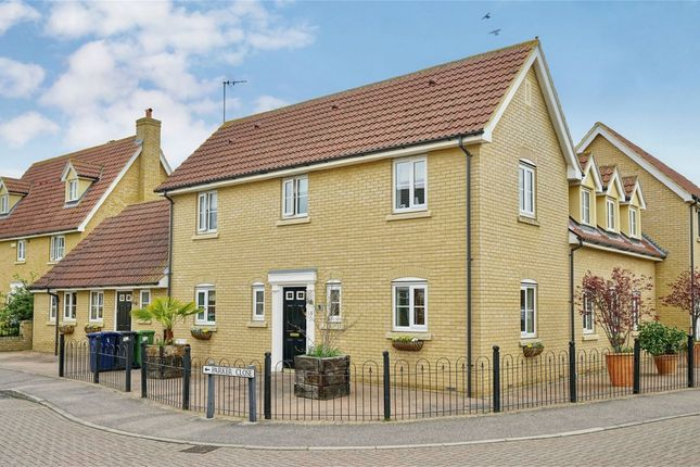 Thumbnail Semi-detached house for sale in Eynesbury, St Neots, Cambridgeshire