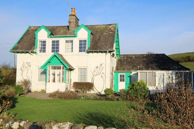 Thumbnail Detached house for sale in Sandside, Kirkcudbright