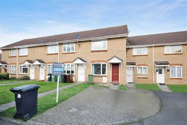 Thumbnail Terraced house to rent in Walnut Court, Faringdon, Oxfordshire