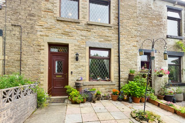 3 bed terraced house for sale in Mitchell Field Nook, Stacksteads, Bacup OL13
