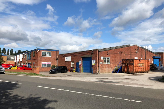 Thumbnail Industrial for sale in Park Road, Calverton, Nottingham