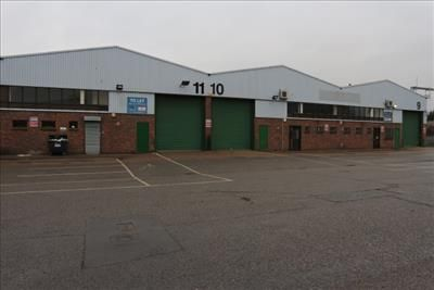 Thumbnail Light industrial to let in Unit 9/10 & 11, Stadium Trade And Business Park, Stadium Way, Tilehurst, Reading, Berkshire