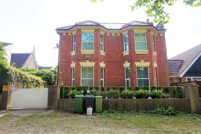 Thumbnail Detached house for sale in Clarence, St Leonards