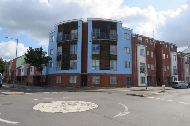 Thumbnail Flat for sale in Morston Drift, King's Lynn