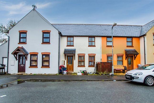 Thumbnail Terraced house for sale in Heol Ty Newydd, Cilgerran, Cardigan, Pembrokeshire