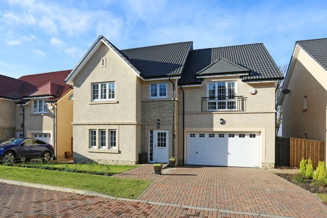 Thumbnail Detached house for sale in Whinstone Place, Ratho