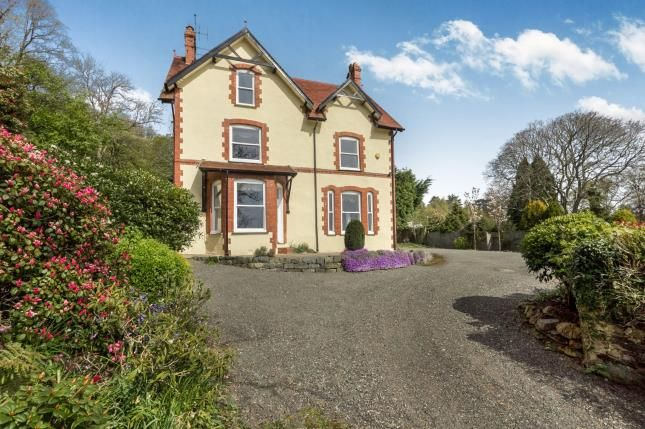Thumbnail Detached house for sale in Llechwedd, Conwy, North Wales