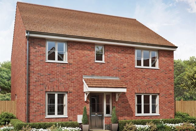 """4 bedroom detached house for sale in """"The Marlborough"""" at Rectory Lane, Standish, Wigan"""