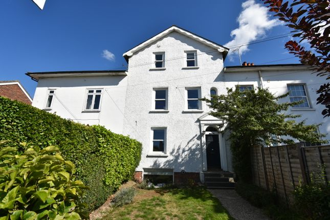 Thumbnail Town house for sale in London Road, Newbury