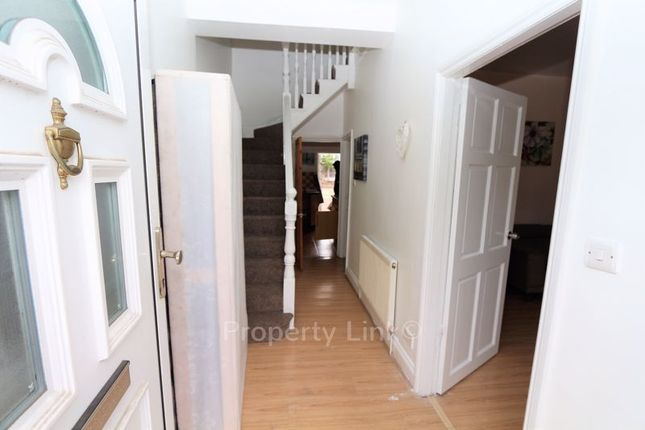 Thumbnail Terraced house to rent in Northbrook Road, Cranbrook, Ilford