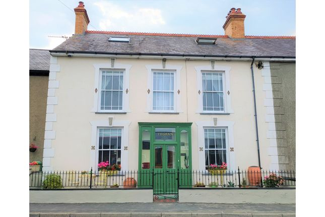 Thumbnail Semi-detached house for sale in Llanon, Llanon