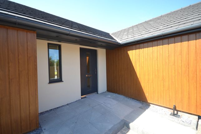 Front Entrance of Llwyn Onn, Abergele LL22