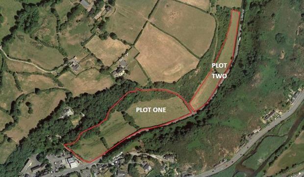 Thumbnail Land for sale in Land At Caernarfon Road, Pwllheli, Gwynedd