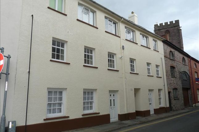 Thumbnail Flat to rent in St. Marys Street, Brecon