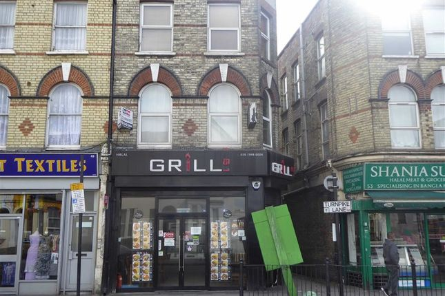 Thumbnail Property for sale in Turnpike Lane, Turnpike, Lane
