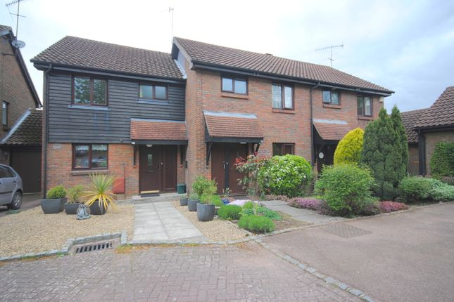 Thumbnail Semi-detached house to rent in Limpsfield, Oxted, Surrey