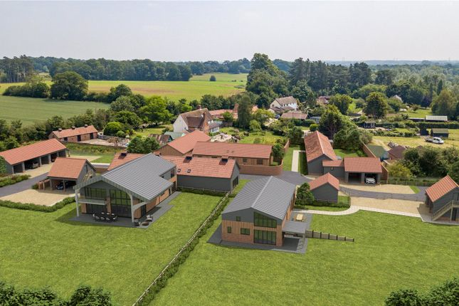 Thumbnail Property for sale in Home Farm, Wickham Market Road, Easton, Woodbridge