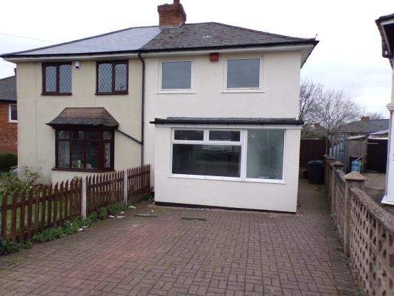 Thumbnail Terraced house for sale in Round Road, Birmingham, West Midlands
