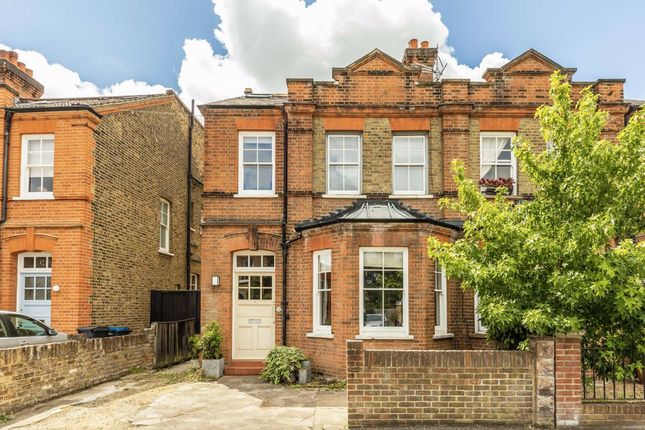 Thumbnail Semi-detached house for sale in Grove Lane, Kingston Upon Thames