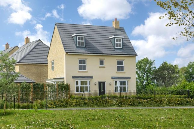 """Thumbnail Detached house for sale in """"Hertford"""" at Waddington Road, Clitheroe"""