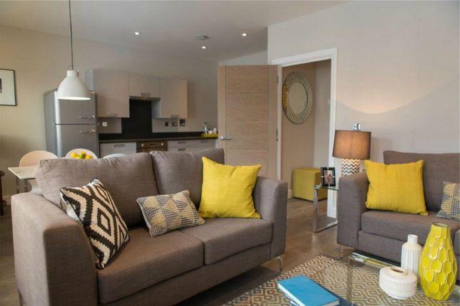 Thumbnail Flat to rent in 3 Park Road, Peterborough, Cambridgeshire