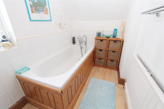 Semi-detached house for sale in Bampfylde Close, Wallington