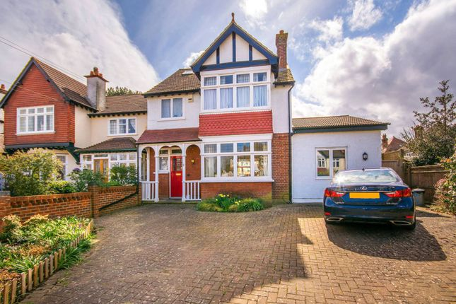 Thumbnail Detached house for sale in Carlyle Road, Croydon