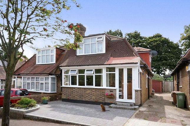 Thumbnail Semi-detached bungalow for sale in Queenswood Avenue, Wallington