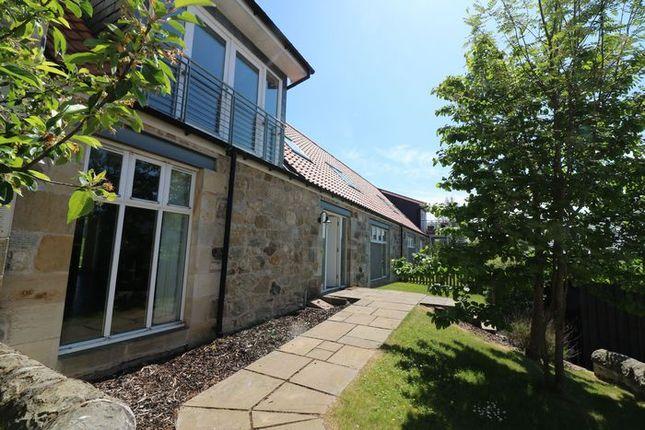 Thumbnail Terraced house for sale in Kinneddar Mains Steadings, Saline, Dunfermline