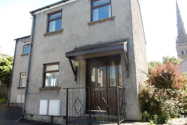 Thumbnail Terraced house to rent in St. Peters Road, Lancaster