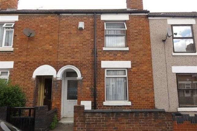 Thumbnail Terraced house to rent in Wood Street, Rugby, Warwickshire