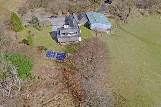 Thumbnail Detached house for sale in Achanelid Farmhouse Glendaruel, Colintraive