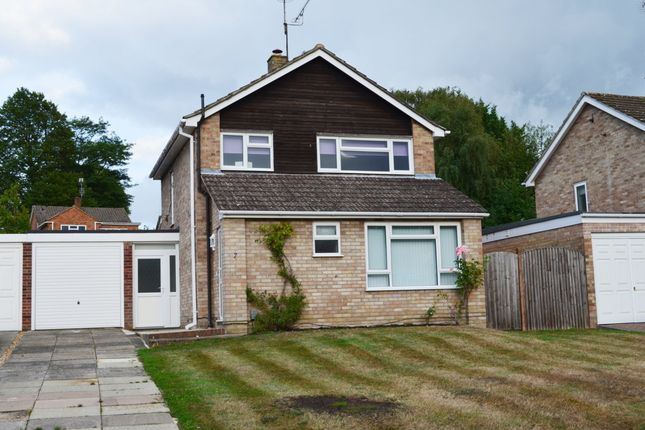 Thumbnail Detached house for sale in Springfield Road, Ash Vale