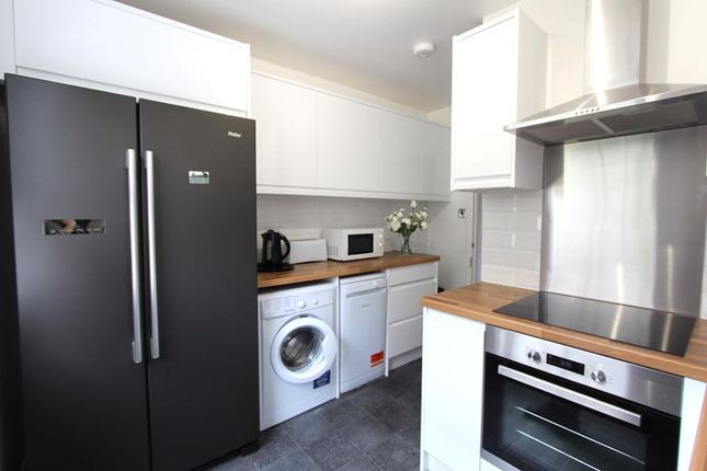 Thumbnail Maisonette to rent in Preston Road, Brighton