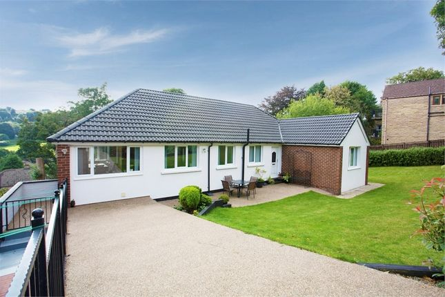 Thumbnail Detached bungalow for sale in Wheatley Road, Halifax, West Yorkshire