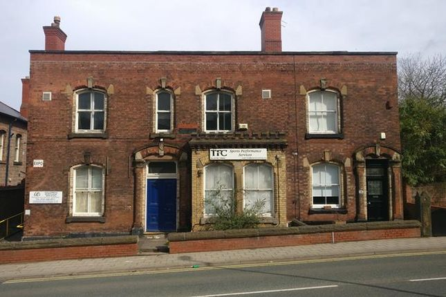 Thumbnail Office for sale in 10, Derby Street, Prescot