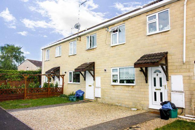 3 bed terraced house to rent in Abingdon Gardens, Odd Down, Bath BA2