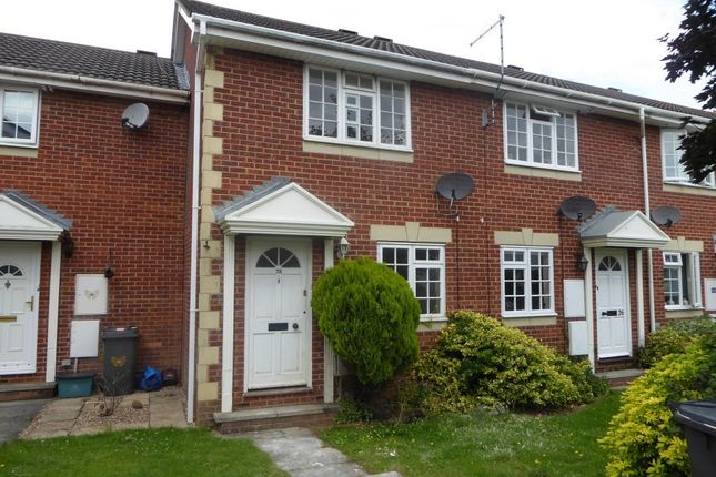 Thumbnail Terraced house to rent in Fosse Close, Abbeymead, Gloucester