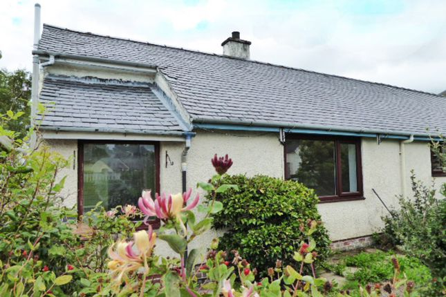 Thumbnail Bungalow for sale in Nevis Road, Inverlochy, Fort William