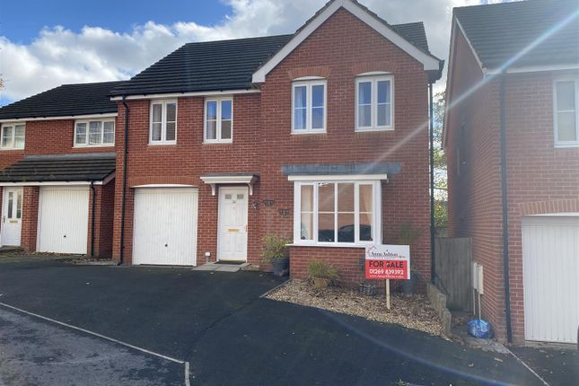 Detached house for sale in Dol Y Dderwen, Ammanford