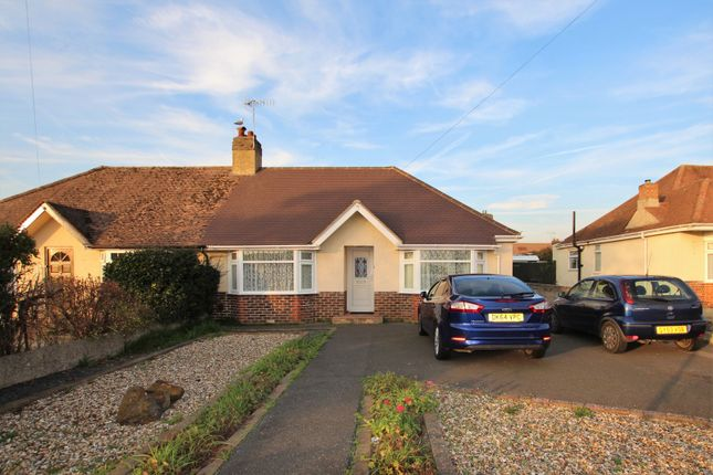 3 bed bungalow to rent in Burnham Road, Worthing BN13