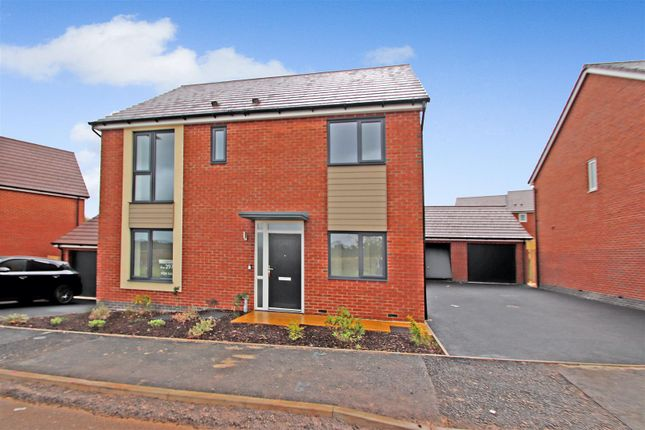 Thumbnail Detached house for sale in The Chichester, Victoria Park, Stoke