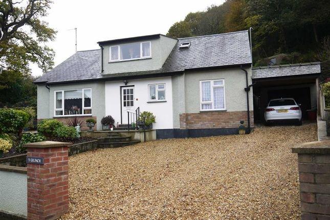 Thumbnail Detached house for sale in Y Gilfach, Porthmadog, Gwynedd