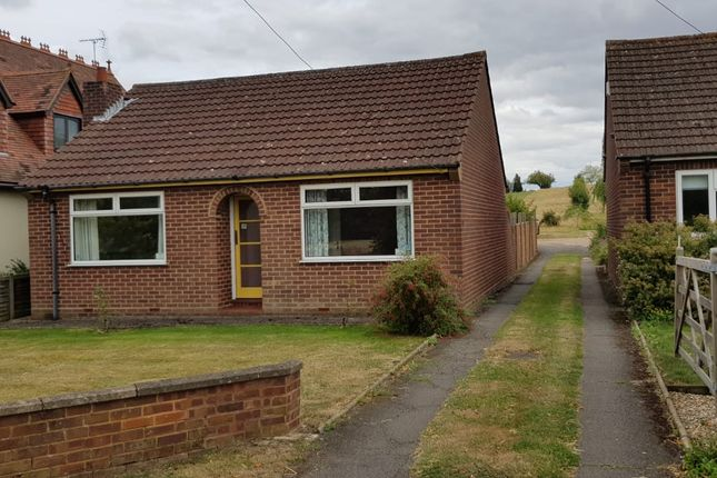 Thumbnail Bungalow to rent in High Street, Springfield, Bedford