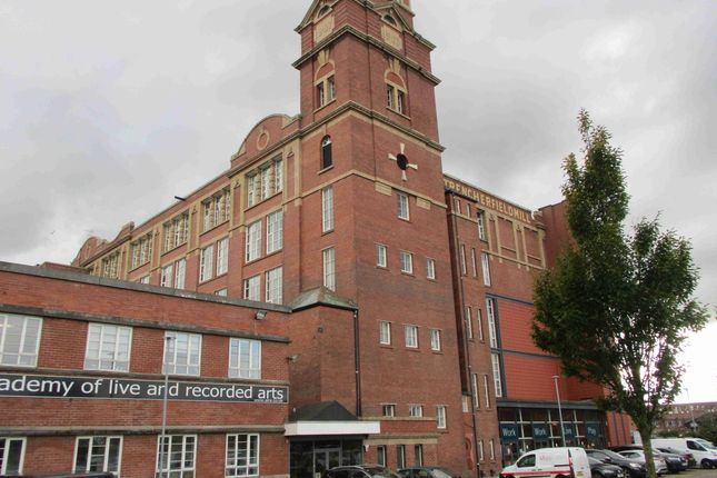 1 bed flat to rent in Trencherfield Mill, Heritage Way, Wigan, Greater Manchester WN3